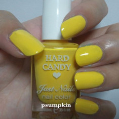 Oja Alta Marca GALBEN NEON HARD CANDY JUST NAILS NAIL COLOR
