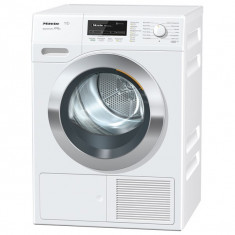 Uscator de rufe MIELE TMV 840 WPc Tronic MC, 9 kg, A+++, alb - Masini de spalat rufe