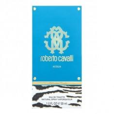Roberto Cavalli Acqua eau de Toilette pentru femei 30 ml - Parfum femeie Roberto Cavalli, Apa de toaleta