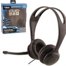 Kmd Playstation 4 Headset Live Chat Headset - Consola PlayStation