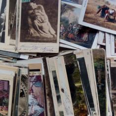 Lot / Colectie - Cca. 450 carti postale straine - vechi, pana in 1935, Altul, Europa