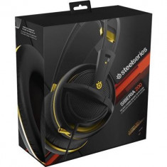 Casti Gaming Steelseries Siberia 200 Alchemy Gold - Consola PlayStation