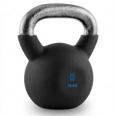 Capital Sports V-KET 16, 16 kg, ganteră kettlebell, greutăți cu bile