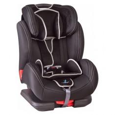 Scaun auto 9-36 kg DiabloFix cu Isofix Black Caretero - Scaun auto copii grupa 1-3 ani (9-36 kg)