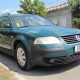 VW Passat, motor 1.9 TDI diesel, an 2003 - Autoturism Volkswagen, Motorina/Diesel, 220000 km, 1896 cmc