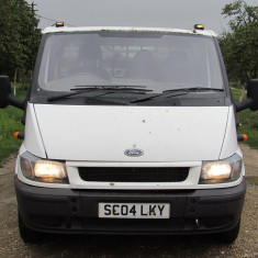 Ford Transit, 2.4 turbo diesel, an 2004 - Utilitare auto