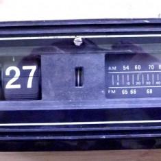 Radio vechi si rar din anii 70 Romanesc Cronos este functional functional - Aparat radio