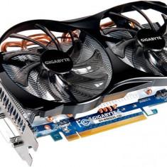 Placa video Gaming Nvidia Gigabyte GTX 560ti 1GB 256biti dual-DVI, miniHDMI - Placa video PC Gigabyte, PCI Express