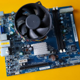 101E.Placa De Baza ACER Aspire X3200+Procesor Dual Core 5200+, VGA-HDMI, Pentru AMD, AM2, DDR2, Contine procesor, MicroATX