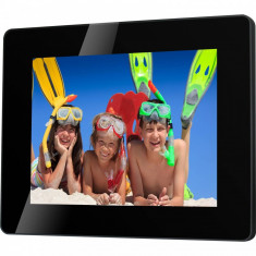 Rama foto digitala Serioux SmartArt 882MLED 8 inch neagra