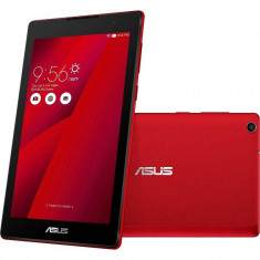 Tableta Asus ZenPad C 7.0 Z170C-1C027A 7 inch Intel Atom X3-C3200 Quad Core 1GB RAM 16GB flash WiFi GPS Android 5.0 Red
