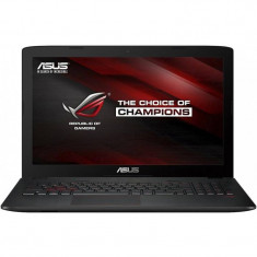 Laptop Asus ROG GL552VX-CN059D 15.6 inch Full HD Intel Core i7-6700HQ 8GB DDR4 1TB HDD nVidia GeForce GTX 950M 4GB Grey Metalic