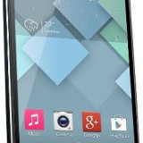 Smartphone Alcatel One Touch Idol Alpha 16GB 6032X Silver - Telefon Alcatel