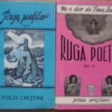 Ruga Poetilor Poezii Crestine Vol.1-2 - Colectiv, 160276 - Carti ortodoxe