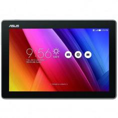 Tableta Asus ZenPad Z300C-1A056A 10.1 inch IPS Intel Atom X3-C3200 1.0 GHz Quad Core 2GB RAM 16GB flash WiFi GPS Android 5.0 Black