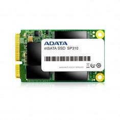 SSD Adata Premier Pro SP310 128GB mSATA SATA-II MLC Box, SATA 2
