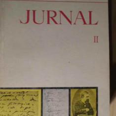 Jurnal Ii - Titu Maiorescu, 155580 - Biografie