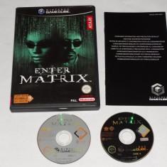 Joc consola Nintendo Gamecube - Enter The Matrix Altele, Sporturi, Toate varstele, Single player
