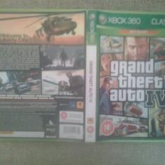 Grand Theft Auto IV - GTA 4 - CLASSICS - XBOX 360- CIteste descrierea ! - Jocuri Xbox 360, Actiune, 3+, Single player