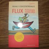 Flux. Psihologia fericirii de Mihaly Csikszentmihalyi - Carte Psihologie, Humanitas