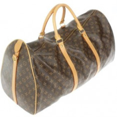 Louis Vuitton Keepall - Geanta Dama Louis Vuitton, Culoare: Din imagine, Marime: Supradimensionata