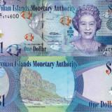 CAYMAN 1 dollar 2010 UNC!!!, America de Nord
