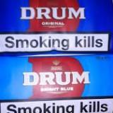 Tutun Drum Original sau Bright Blue, made uk, 50 gr.