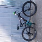 Vând MTB - Mountain Bike DHS, 26 inch, Numar viteze: 21