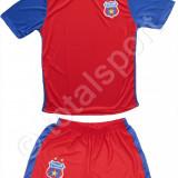 Compleu  Echipament FOTBAL pt copii 10-11 ani  FC STEAUA Bucuresti