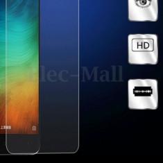 Folie sticla Tempered Glass + Carcasa Xiaomi Redmi Note 3 Mata - Husa Telefon Xiaomi, Universala