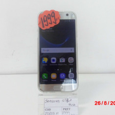 SAMSUNG G930F(LM02) - Telefon Samsung, Argintiu, 32GB, Neblocat, Single SIM