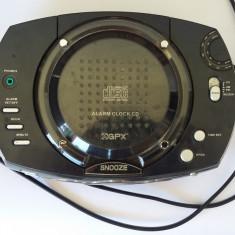 RADIO CU CD SI CEAS, GPX MODEL CDCR 706 - Aparat radio