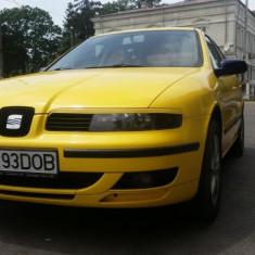 Seat Leon 1M - Autoturism Seat, An Fabricatie: 2004, Benzina, 160000 km, 1400 cmc