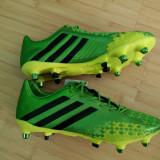 Ghete fotbal profesionale Adidas Predator XTRX SG, marimea 42 2/3, Culoare: Din imagine, Barbati, Iarba: 1