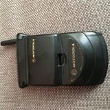 Motorola startac( fara incarcator) nu este testat - Telefon Motorola, Negru, Nu se aplica, Fara procesor