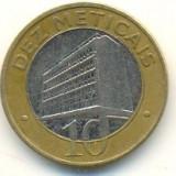 Mozambic 10 metical 2006, Europa, An: 1942, Cupru-Nichel