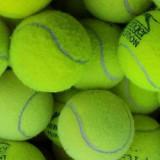 Mingi tenis UZATE, minim 100 buc: Head ATP, Wilson Aus Open si altele - Minge tenis de camp