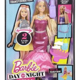 Papusa Mattel Barbie Day To Night Style Doll
