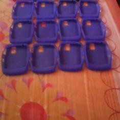 Huse Blackberry 8520, 9300 si alte modele + Iphone 3G, 3GS - Husa Telefon Blackberry, Albastru