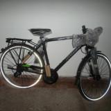 VAND Bicicleta Ghost Panamao 2 in cutie - Mountain Bike Nespecificat, 12 inch, Numar viteze: 24