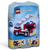 Antena Satelit - Mini camion pompieri (6911)