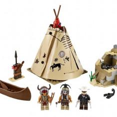 Tabara comansilor (79107) - LEGO Friends