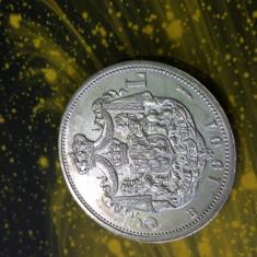 Monede Romania - Romania 5 lei 1901 superba!!!
