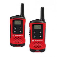Statie radio - Set 2 stații de emisie-recepţie Motorola TLKR T40