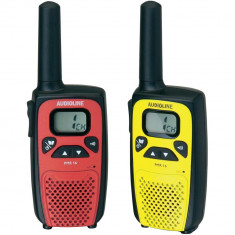 Set 2 stații de emisie-recepţie Audioline PMR 16 - Statie radio