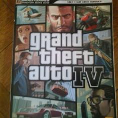 Accesoriu Consola - Grand Theft Auto IV - GTA 4 - STRATEGY GUIDE ( GameLand )