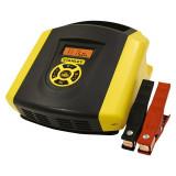 Baterie auto - Incarcator acumulator auto Stanley 12V 15A Sistem OneTouch incarcare si reconditionare baterie cu verificare stare alternator voltaj baterie