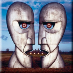 Magnet Pink Floyd - The Division Bell Metal Heads