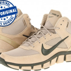 Adidasi barbati Nike, Piele intoarsa - Adidasi barbat Nike Free Trainer 7.0 - adidasi originali - baschet - basket