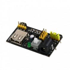 Sursa Breadboard Power Supply Module de 3.3V sau 5V MB102 pentru Arduino Board